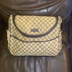 Vintage Gucci Diaper Bag